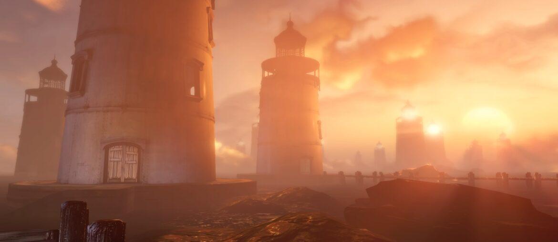 Faros, puertas a otros mundos (BioShock Infinite, 2013 y 2016).)